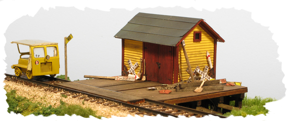 2206 The Speeder Shed